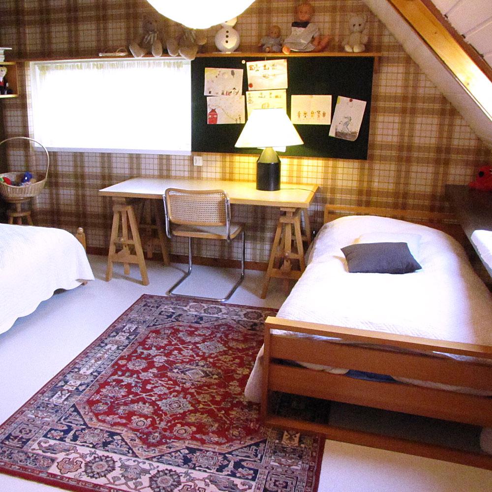 La chambre écossaise.